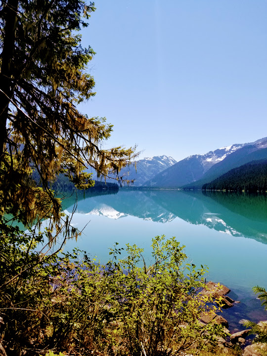 Cheakamus Lake 2