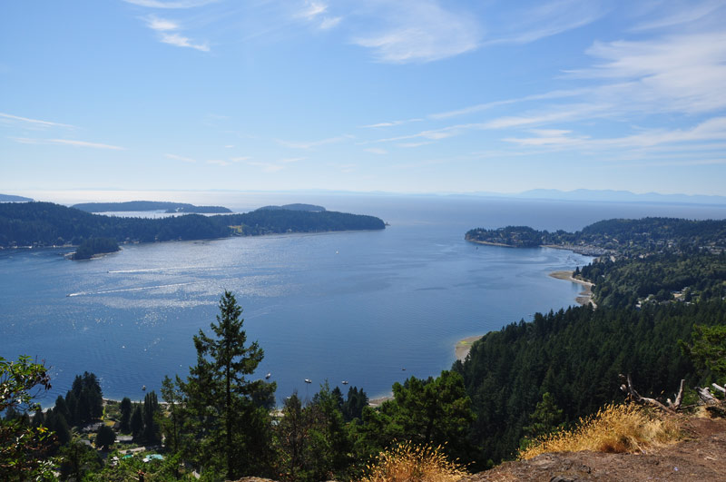 hike the sunshine coast soames hill